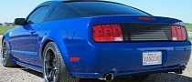 2005 Ford Mustang Vanquish'd V12 Foresees New Breed of Supercars