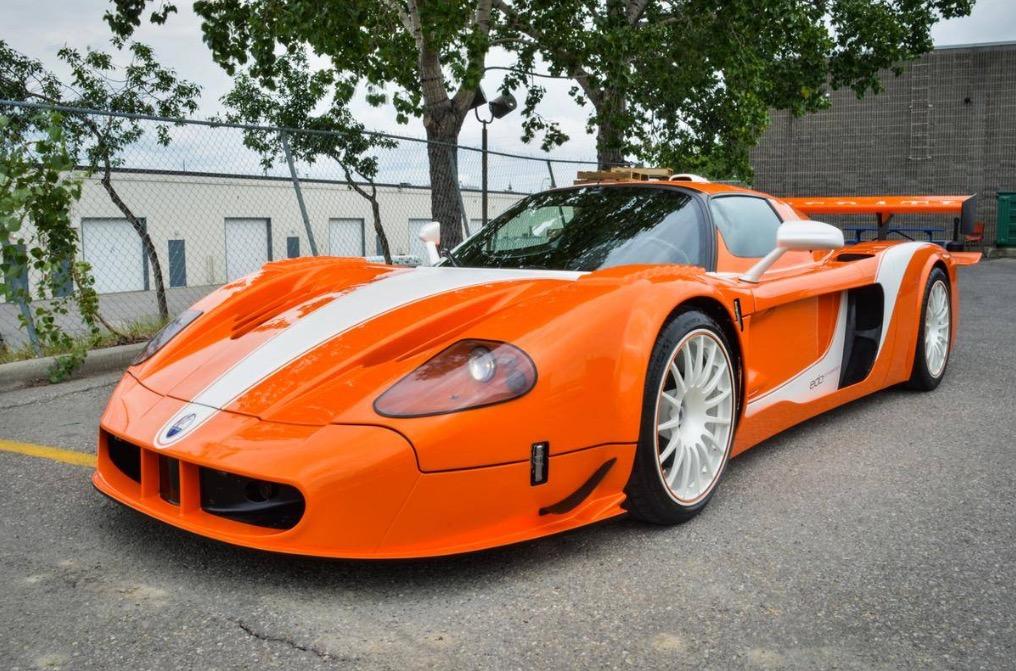 Street Legal Race Cars For Sale >> Tuned Street Legal 2005 Maserati Mc12 Corsa For Sale It S