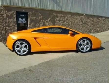 2007 Lamborghini Gallardo Mustang Tractorri For Sale Autoevolution