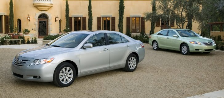 2007 Toyota Camry and RAV4 Investigated by NHTSA