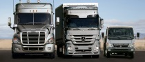 2008 Mercedes-Benz Truck Sales at All-Time High