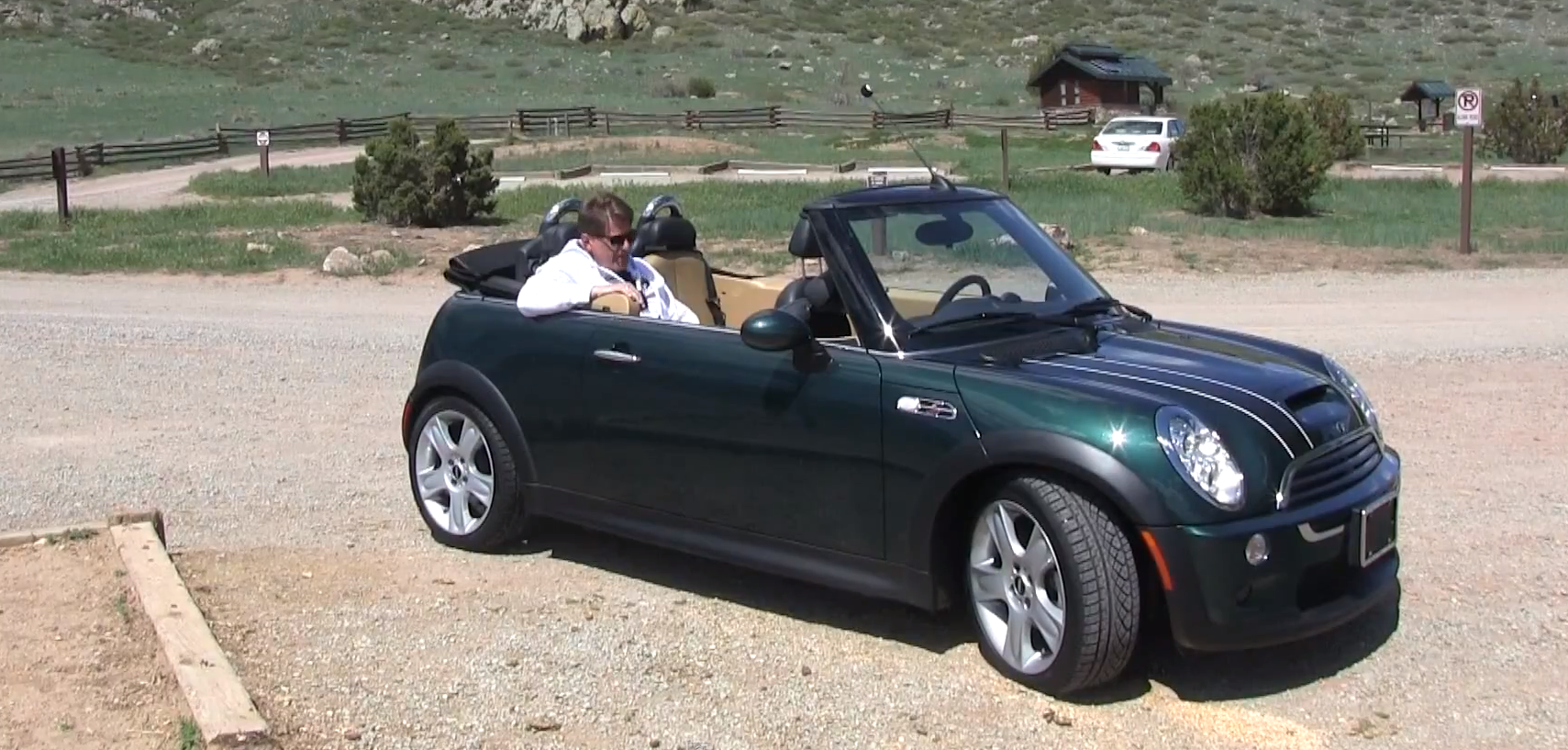 2008 mini cooper s convertible is a modern day collectible autoevolution. Black Bedroom Furniture Sets. Home Design Ideas