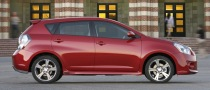 2009 - 2010 Pontiac Vibe Recalled