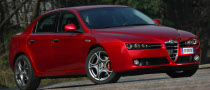 2009 Alfa Romeo 159 Official Photos, Details and Prices