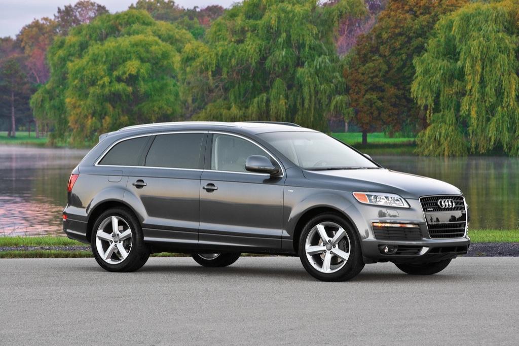 2009 Audi Q7 TDI US Pricing Released - autoevolution