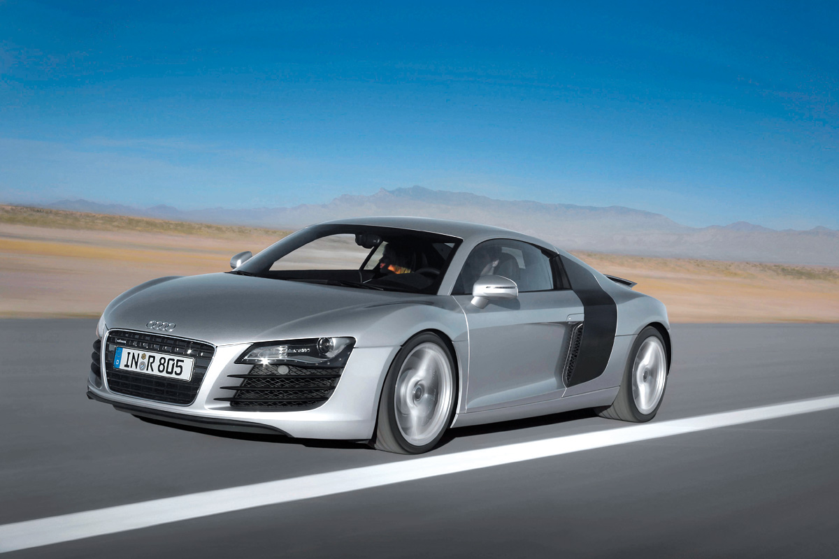 2009 Audi R8 Auctioned At Naples Winter Wine Festival