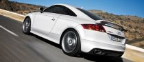 2009 Audi TT RS World Premiere at Geneva, More Pics