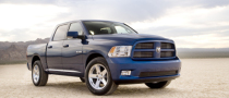 2009 Dodge Ram 1500 Gets 5 Star Rating in US Government Crash Test