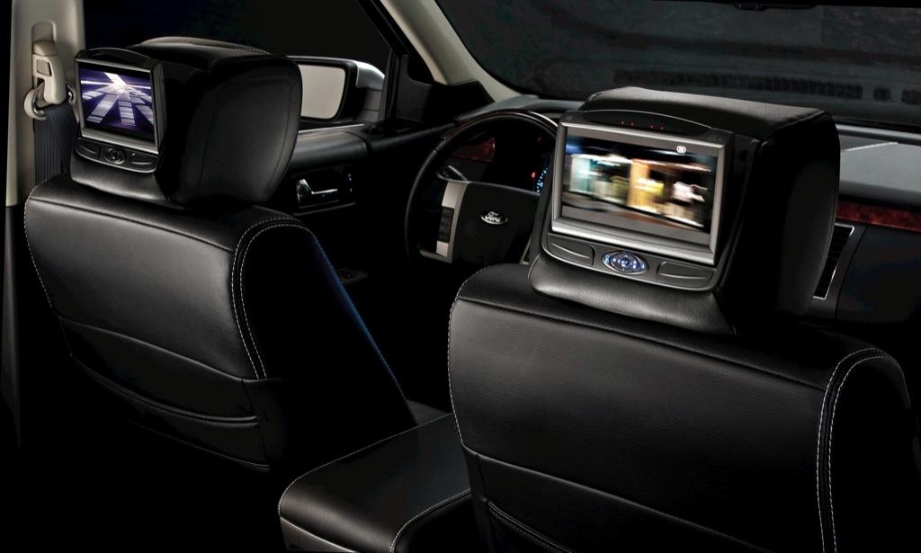 2009 Ford Flex Enters Automobile Magazine All Stars