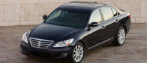 "2009 Hyundai Genesis Sedan Gets ""Top Safety Pick"" IIHS Rating"