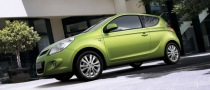 2009 Hyundai i20 Three-Door Unveiled