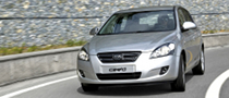 2009 Kia Cee'd ISG Reduces Fuel Consumption by 15 Percent
