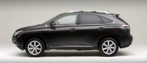 2009 Lexus RX Launched in Australia