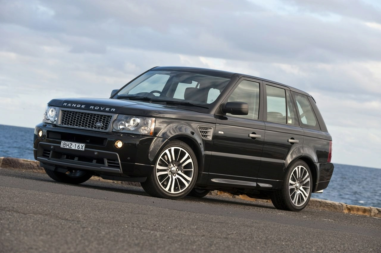 Range Rover Sport Supercharged 2009 2009 Range Rover Storm...