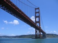 The Golden Gate Bridge: suicidals hotspot infrastructure.