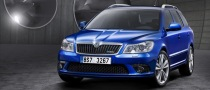 2009 Skoda Octavia RS and Octavia Scout Facelift