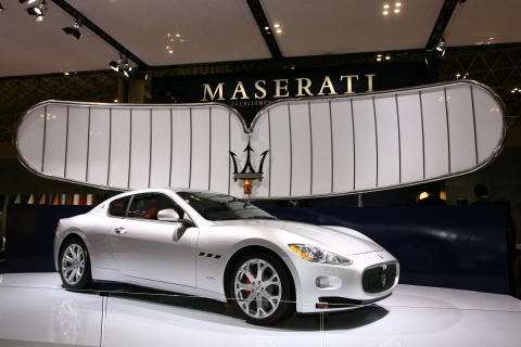 2009 tokyo motor show loses porsche maserati autoevolution. Black Bedroom Furniture Sets. Home Design Ideas
