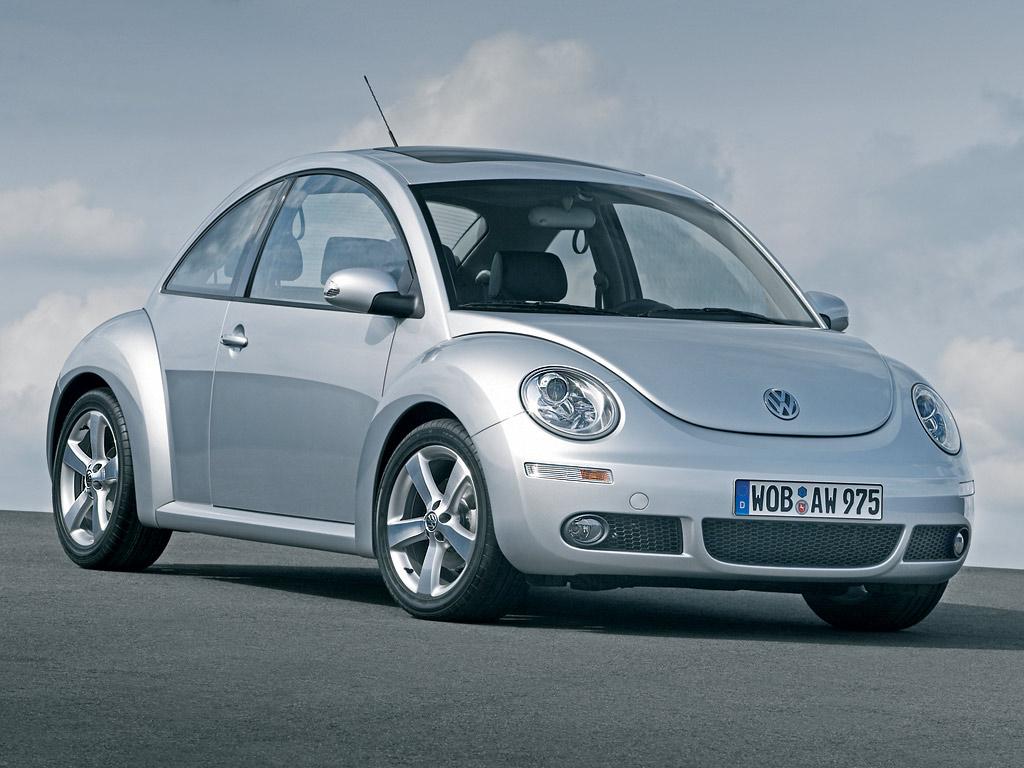 2009 Volkswagen Beetle...
