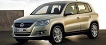 2009 VW Tiguan Gets 5-Star NHTSA Rating