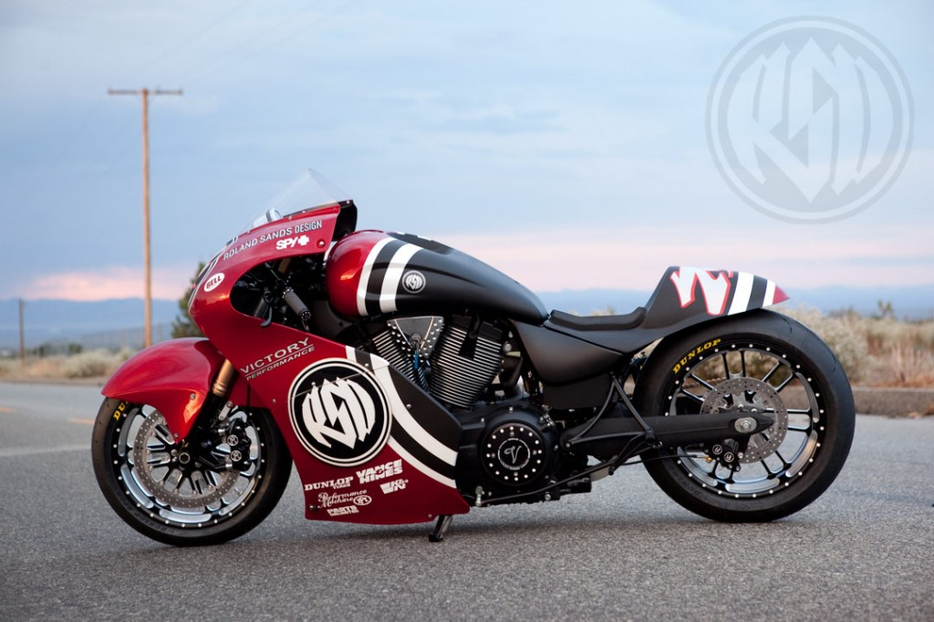 200HP and 200MPH Mission 200 Motorcycle