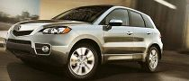 2010 Acura RDX Leaked Photos