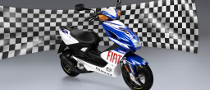2010 Aerox Fiat Yamaha Team Race Replica Revealed