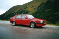 Alfa Romeo 75 aka Milano was sold during the '80s and early '90s