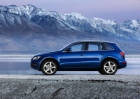 Audi Q5 will be offered in three different trim levels