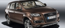 2010 Audi Q7 Facelift, First Video of the Clean SUV