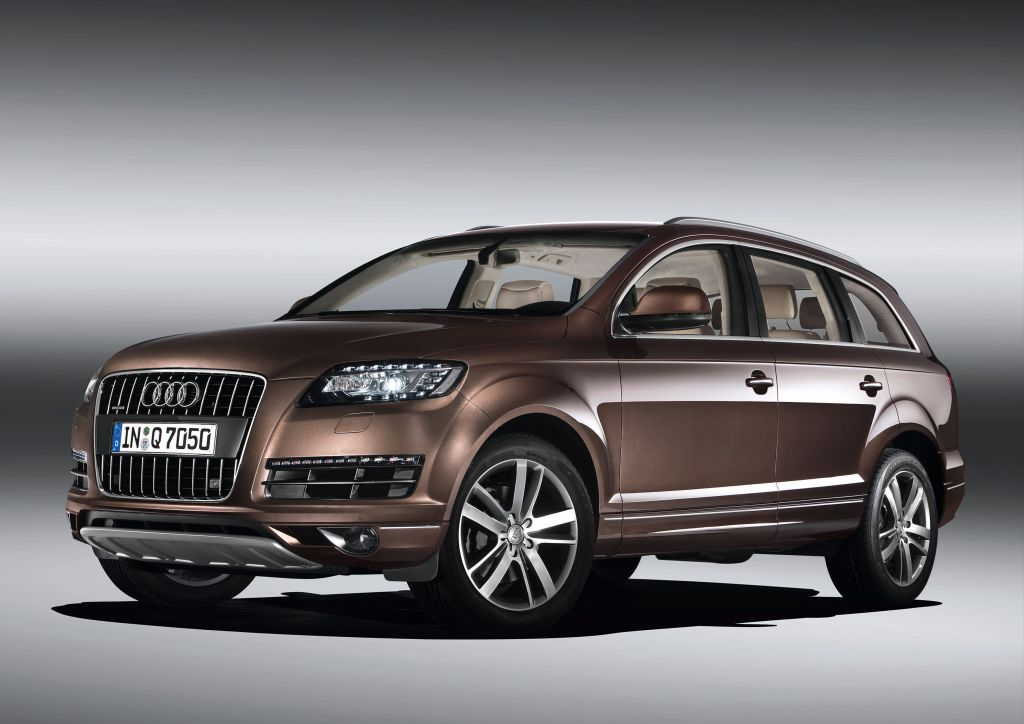 2010 Audi Q7 Facelift Unveiled - autoevolution