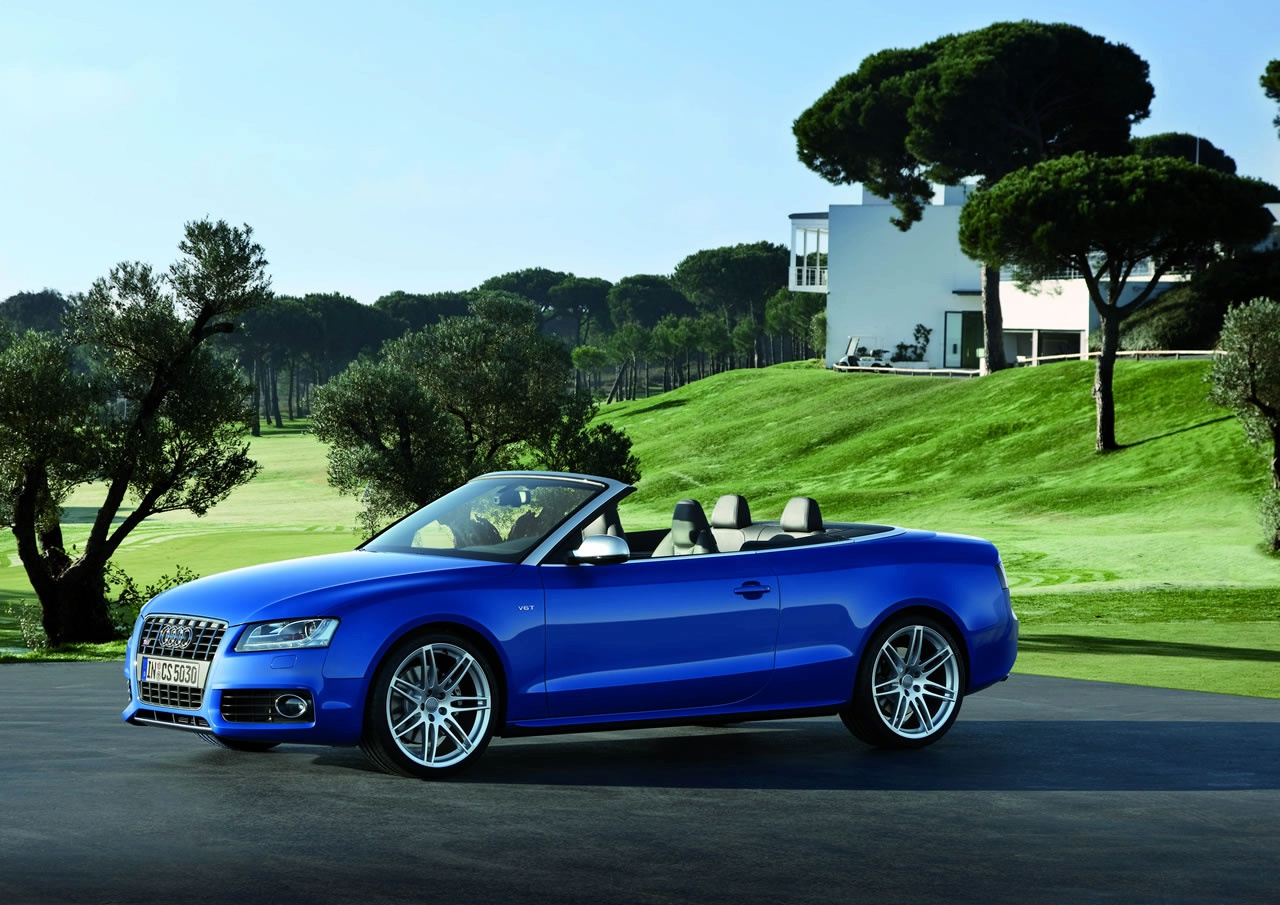 Audi S Convertible UK Pricing Revealed Autoevolution - Audi s5 price