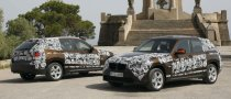 2010 BMW X1 Official Spyshots Released