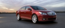 2010 Buick LaCrosse Gets IIHS Top Safety Pick