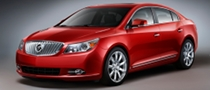 2010 Buick LaCrosse Luxury Sedan Detailed