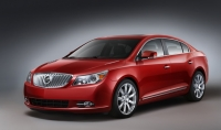 The upcoming 2010 Buick LaCrosse