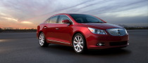 2010 Buick LaCrosse Pricing Revealed
