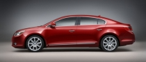 2010 Buick LaCrosse to Star at Auto Shanghai 2009