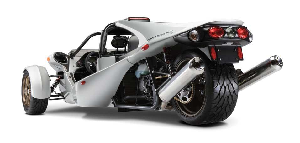 2010 Campagna T Rex 14rr Trike Retails For 56 500 Autoevolution