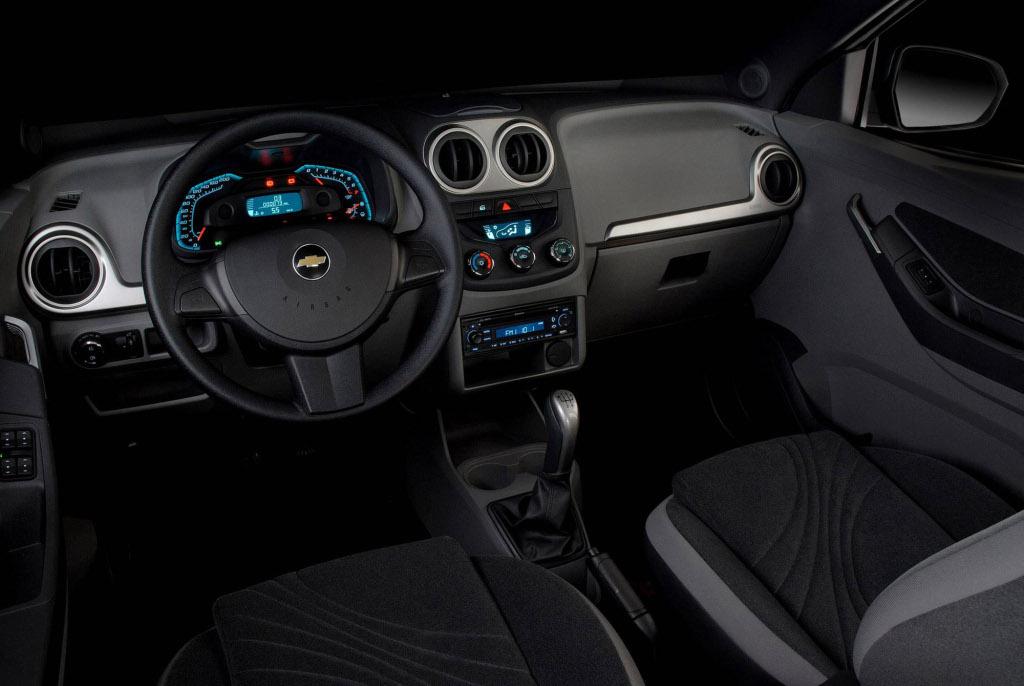 2010 Chevrolet Agile Photos Released Autoevolution