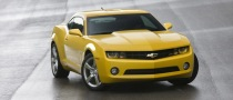 2010 Chevrolet Camaro Accessories Announced
