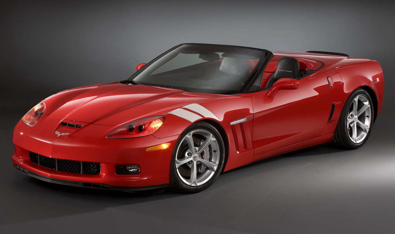 2010 chevrolet corvette grand sport new official photos autoevolution. Black Bedroom Furniture Sets. Home Design Ideas