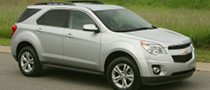 2010 Chevrolet Equinox Earns IIHS Top Safety Pick Award