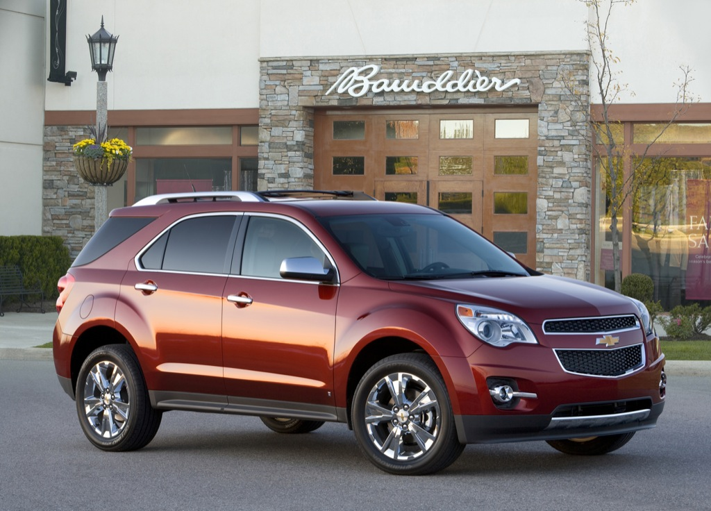 2010 chevrolet equinox reaches 32 mpg autoevolution. Black Bedroom Furniture Sets. Home Design Ideas