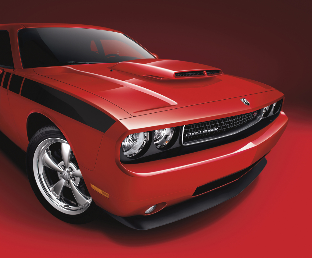 2010 dodge challenger gets moparized autoevolution. Black Bedroom Furniture Sets. Home Design Ideas