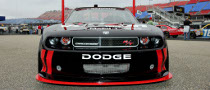 2010 Dodge Challenger NASCAR Nationwide Series Unveiled