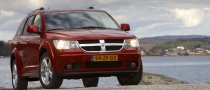 2010 Dodge Journey Available in the UK
