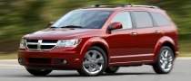 2010 Dodge Journey Awarded IIHS Top Safety Pick
