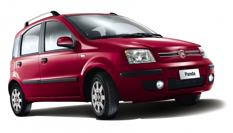 2010 fiat panda released autoevolution. Black Bedroom Furniture Sets. Home Design Ideas