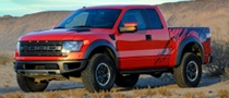 2010 Ford F-150 SVT Raptor Max Out Plant Capacity