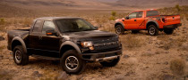 2010 Ford F-150 SVT Raptor to Get 6.2l V8 Engine
